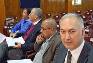 Desmond Kharmawphlang, David Syiemlieh, Bob Lyngdoh, Andrew May