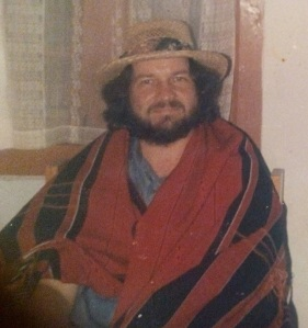 Nigel Jenkins in Shillong, early 1990s